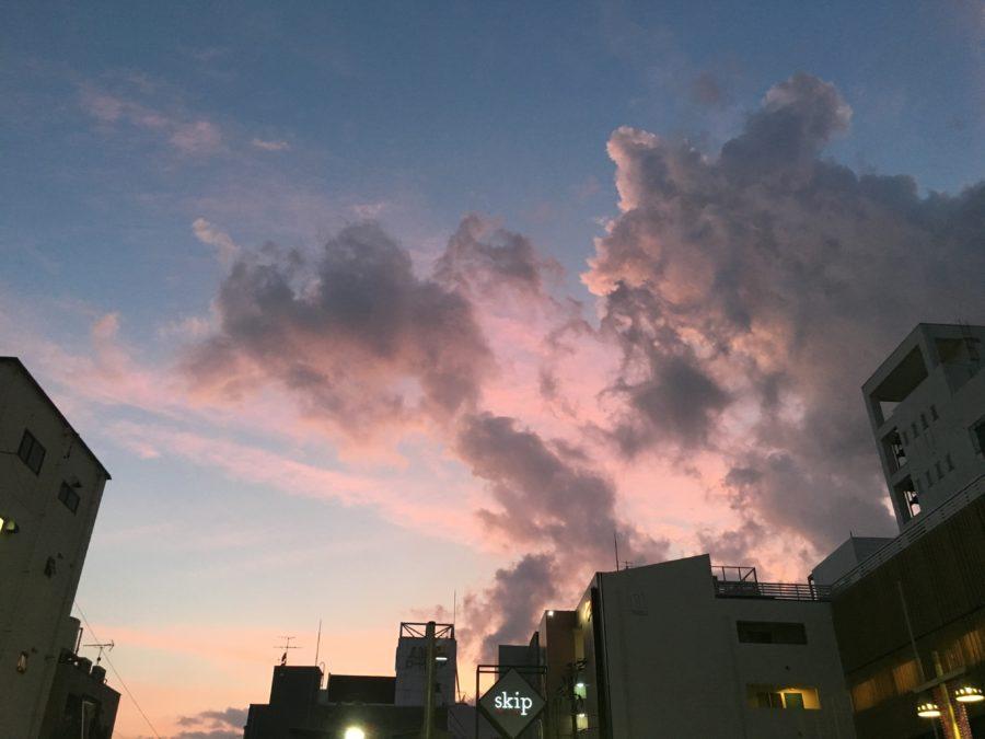 盛岡の夕方は盛岡横丁で