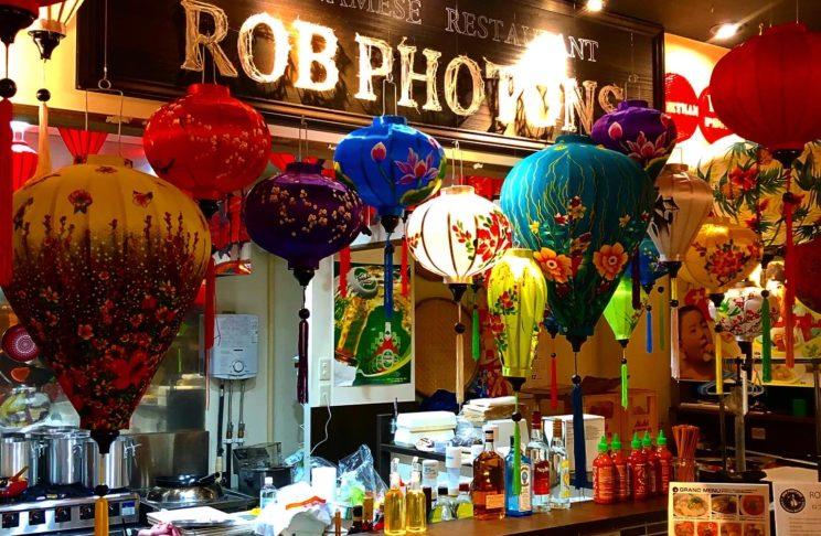 ベトナムレストラン ROB PHOTONS