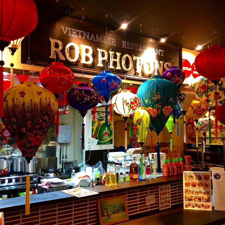 新店舗【ベトナム料理ROB PHOTONS】【串揚げ わが家】オープンのお知らせ